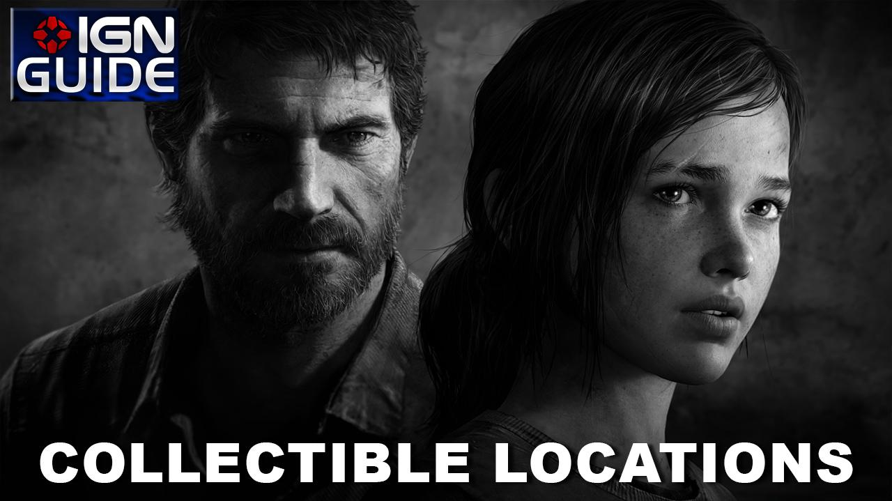 The Last of Us Walkthrough - ALL Collectible Locations Tommy's Dam