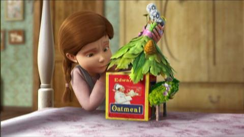 Tinker Bell and the Great Fairy Rescue (2010) - Clip Tink Gets Trapped