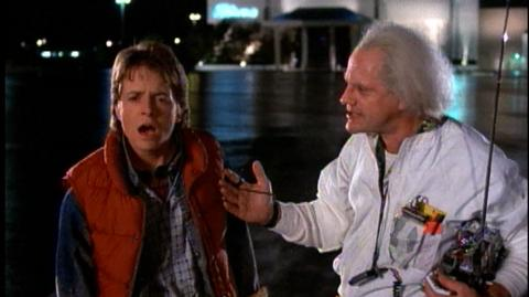 Back To The Future Trilogy (1985) - Home Video Trailer (e16189)