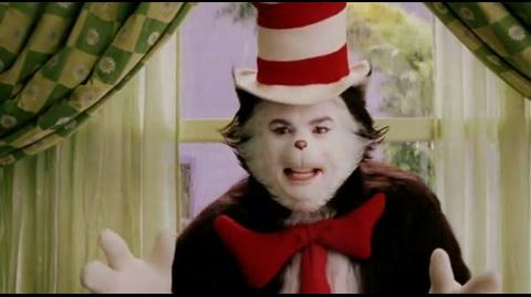 Cat in the Hat - the fun song
