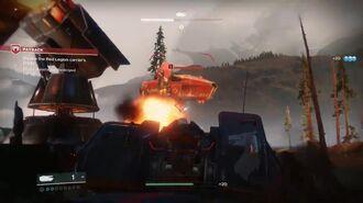 Destiny 2 Walkthrough - Story Mission Payback
