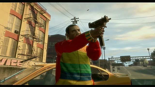 Grand Theft Auto IV Xbox 360 Trailer - Playboy X