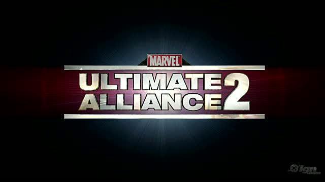 Marvel Ultimate Alliance 2 PlayStation 3 Trailer - Carnage Vignette