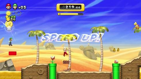 New Super Mario Bros. U - Boost Rush Mode Commentary