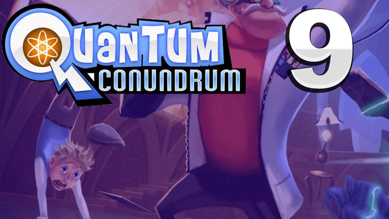 Quantum Conundrum Needle In A Haystack Gameplay Walkthrough (Part 9 51)
