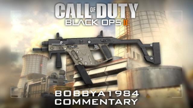 Call of Duty Black Ops II - Commentary Meltdown with Jennifer and Bobbya1984