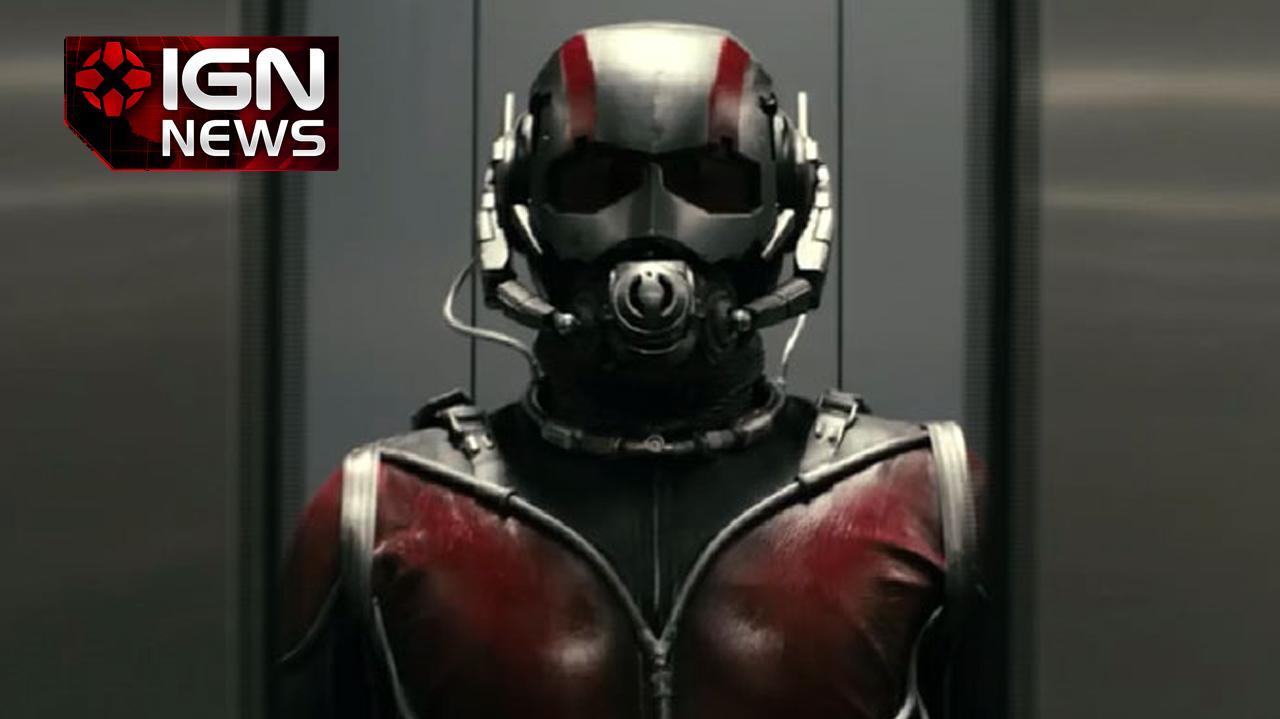 Edgar Wright Discusses Ant-man
