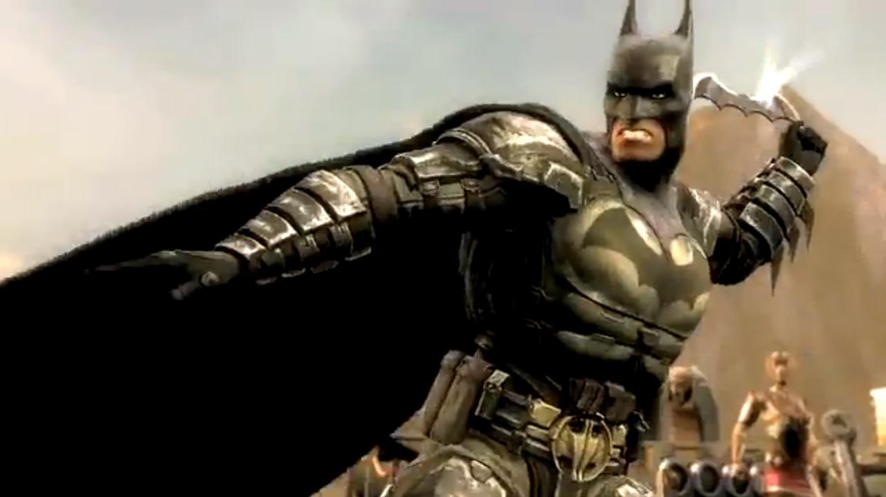Injustice Gods Among Us - Batman vs
