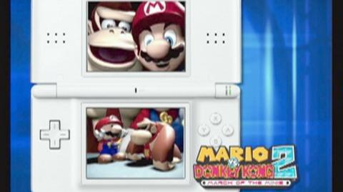 Mario vs. Donkey Kong 2 March of the Minis (VG) (2006) - Video Game Trailer