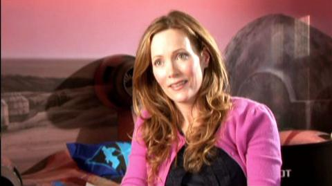 """17 Again (2009) - Interview Leslie Mann """"On the story"""""""