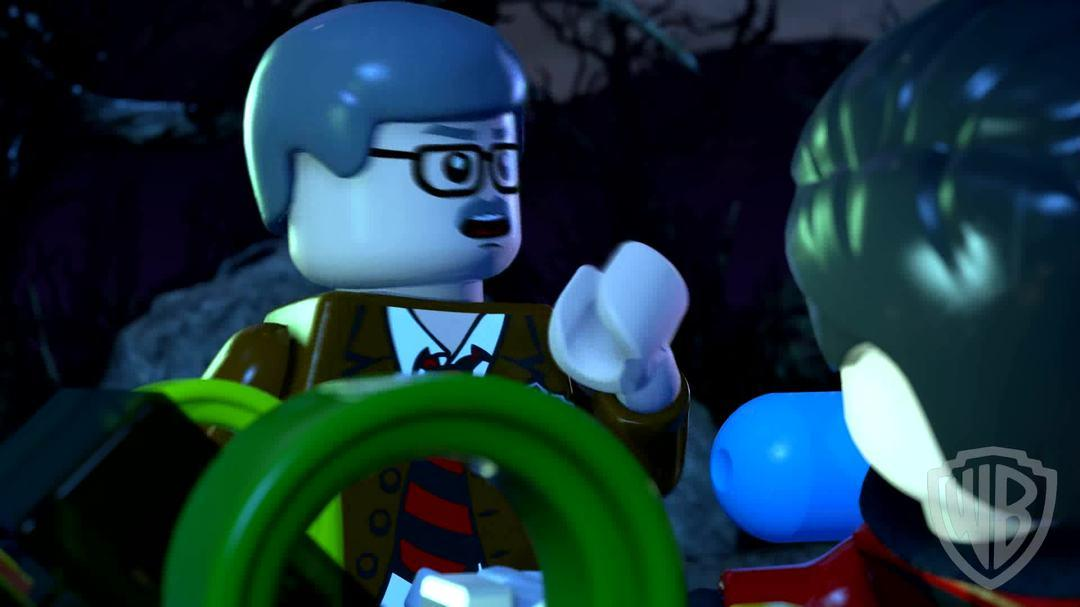 LEGO Batman the Movie DC Heroes Unite Clip - Infiltrate Arkham