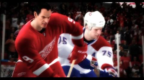 NHL 12 (VG) (2011) - Howe Lemieux Reveal trailer