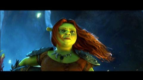 Shrek Forever After (2010) - Clip Enter Fiona