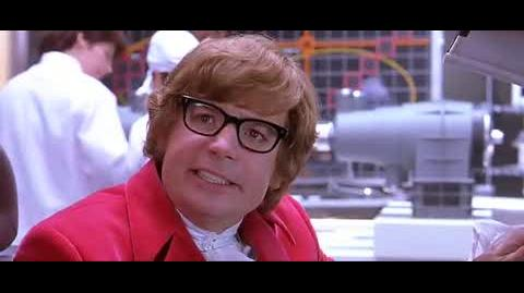 Austin Powers The Spy Who Shagged Me - time machine