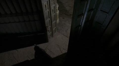 Batman - The church