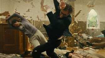 Mark Millar on Kingsman's Most Shocking Scene