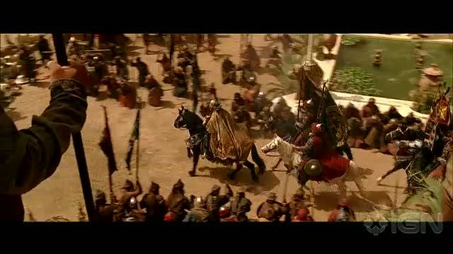 """Prince of Persia The Sands of Time Movie Video - """"Story"""" Featurette"""