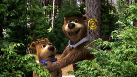 Yogi Bear (2010) - Open-ended Trailer 2 for Yogi Bear