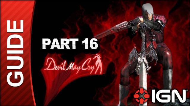 Devil May Cry 1 - Mission 16 - Nightmare of Darkness