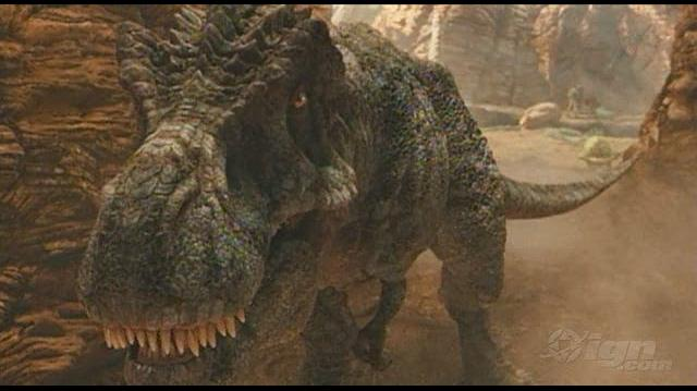 Land of the Lost Movie Clip - T. Rex Attack