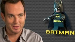 The Lego Movie Will Arnett On the lego Batman