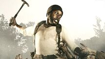 Walking Dead 's Tyreese Promises Unrelenting Violence - NYCC 2014