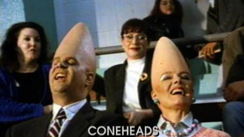 Coneheads (1993) -