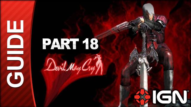 Devil May Cry 1 - Mission 18 - The Philosopher Stone