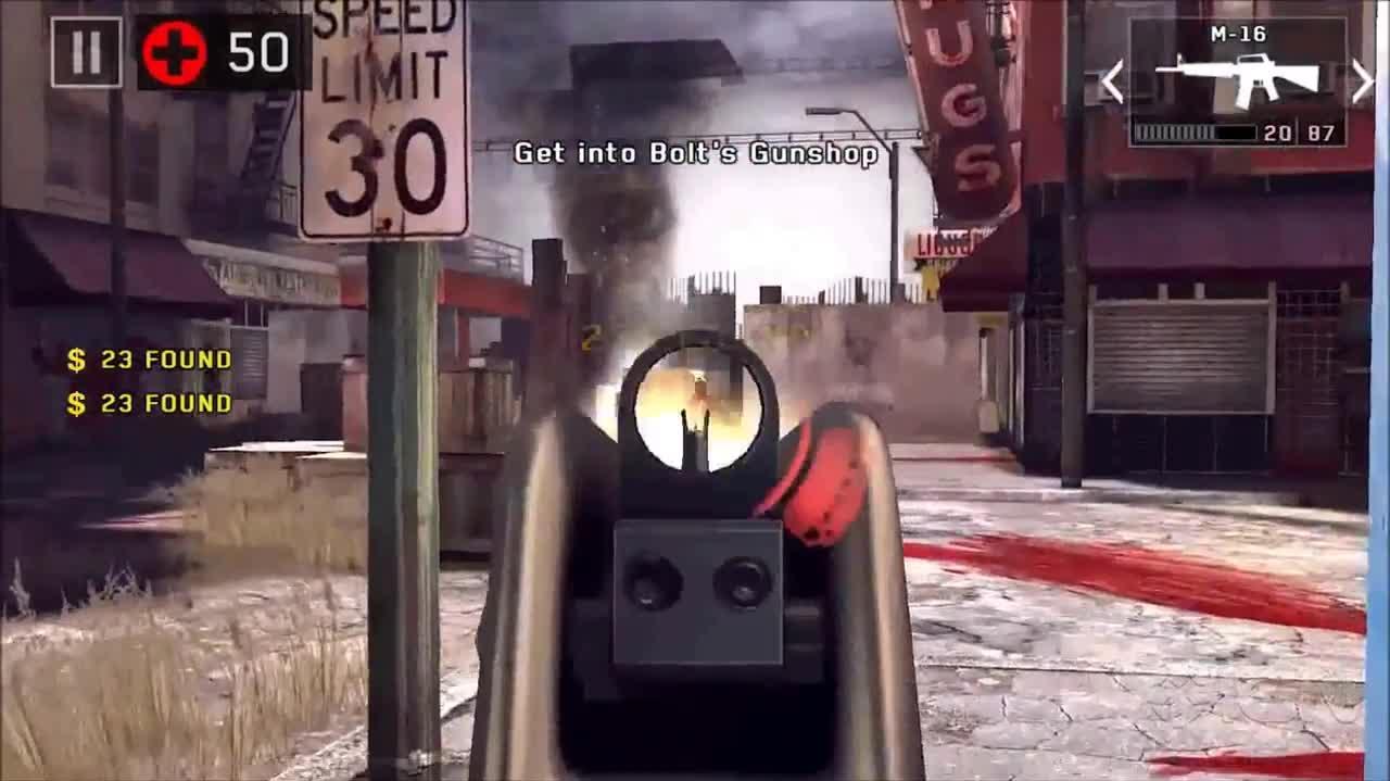 Official Launch Trailer - Dead Trigger 2
