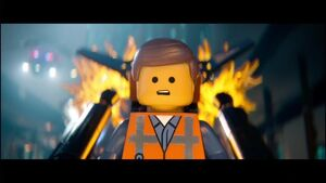 """The LEGO Movie - """"You're The One The Prophecy Spoke Of"""" Clip"""