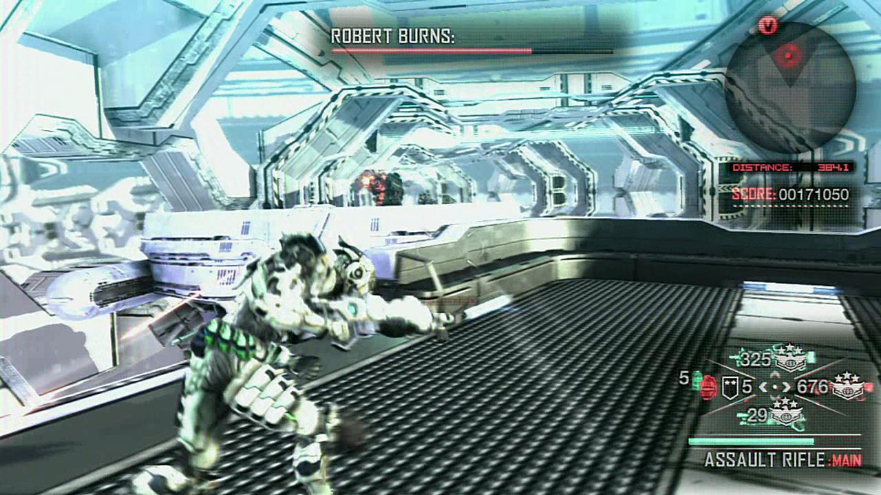 Vanquish Boss Fight (Normal) - Act 5-2 Soldier - IGN Guides