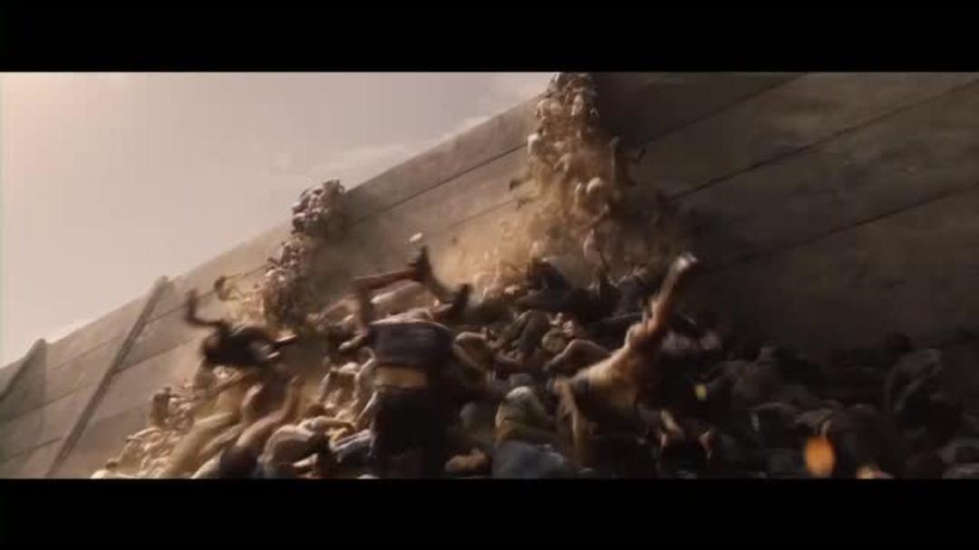 World War Z Trailer 2