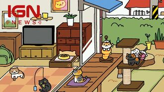 Adorable Cat-Collecting Game Neko Atsume Available in English Today - IGN News