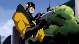 Ant-Man Corey Stoll on Becoming Yellow Jacket