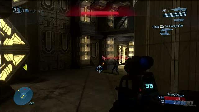 Halo 3 ODST Xbox 360 Gameplay - Citadel Killing Spree