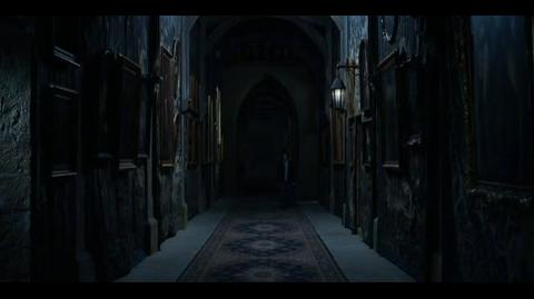 Harry Potter and the Goblet of Fire - Snape's accusation and threat