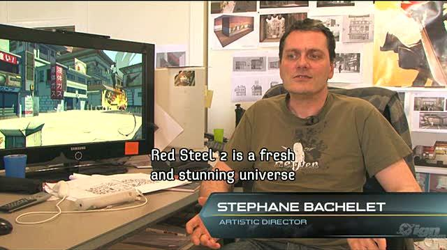 Red Steel 2 Nintendo Wii Video - Hero Video
