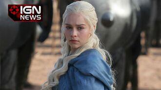 Emilia Clarke Discusses Jon Snow Fan Theory - IGN News