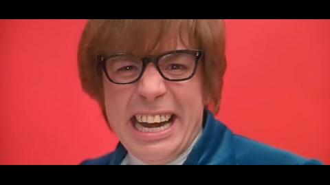 Austin Powers The Spy Who Shagged Me - it got weird