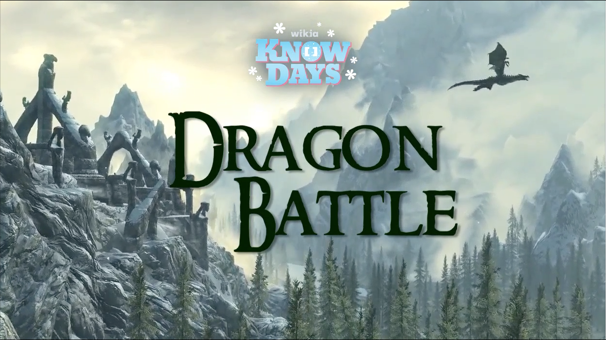 Dragon Battle Teaser Trailer
