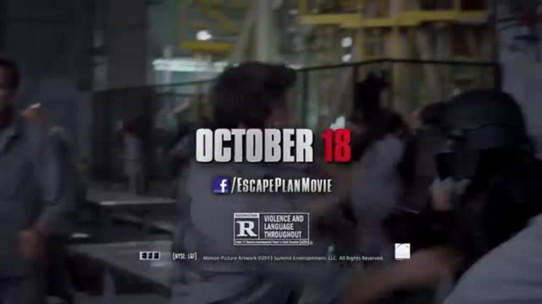 "ESCAPE PLAN - ""Erase"" Commercial"