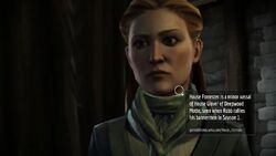 Game of Thrones Telltale Iron From Ice - Fannotation