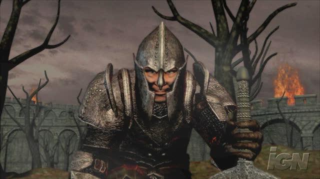 The Elder Scrolls IV Oblivion PlayStation 3 Trailer - Official Teaser Trailer