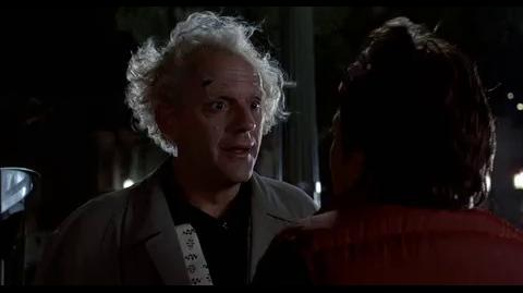 Back to the Future - Saying goodbye