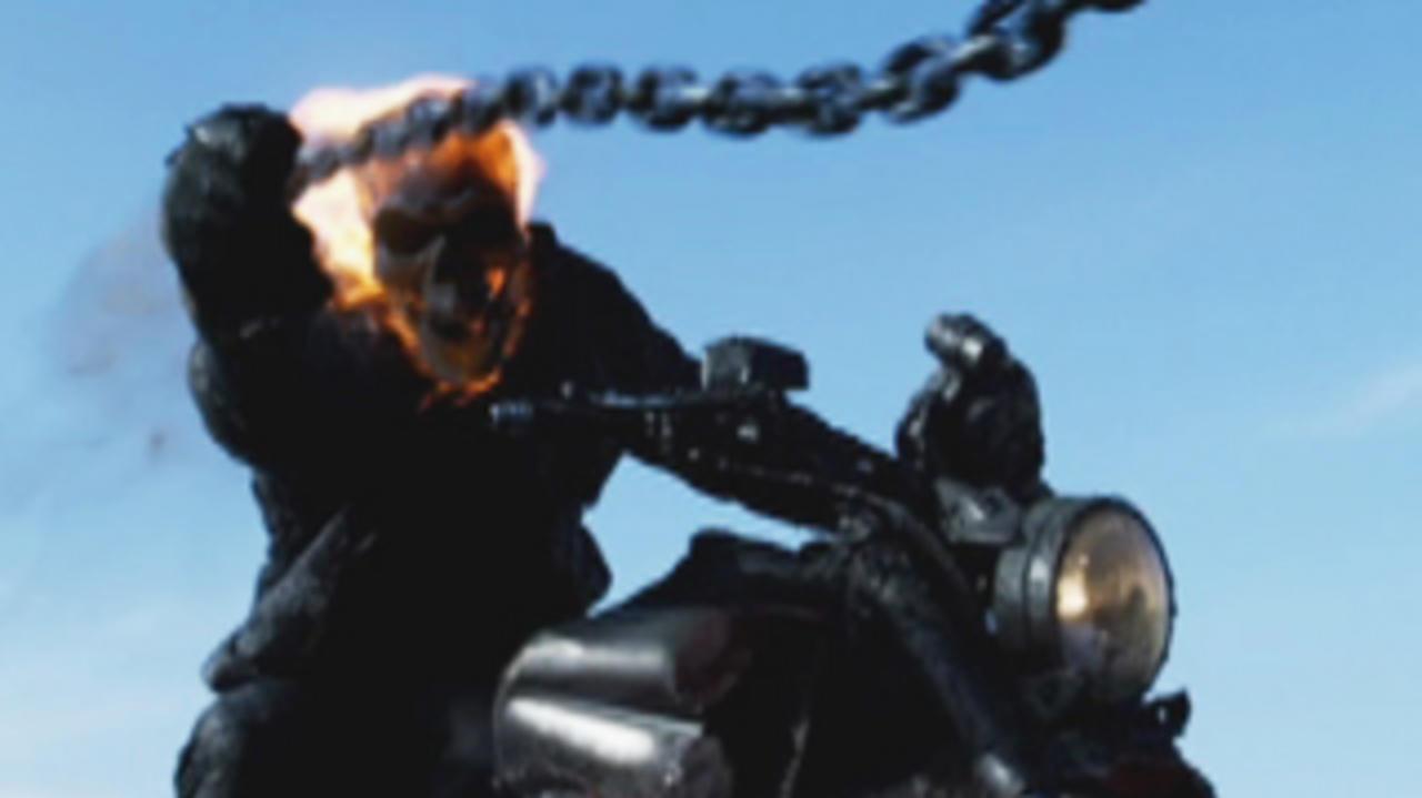 Ghost Rider 2 - Trailer