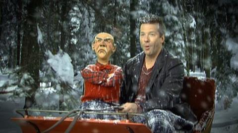 Jeff Dunham's Very Special Christmas Special (2008) - Clip Walter's Christmas cheer