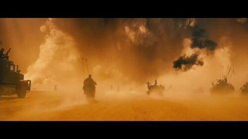 Mad Max Fury Road - Trailer 1
