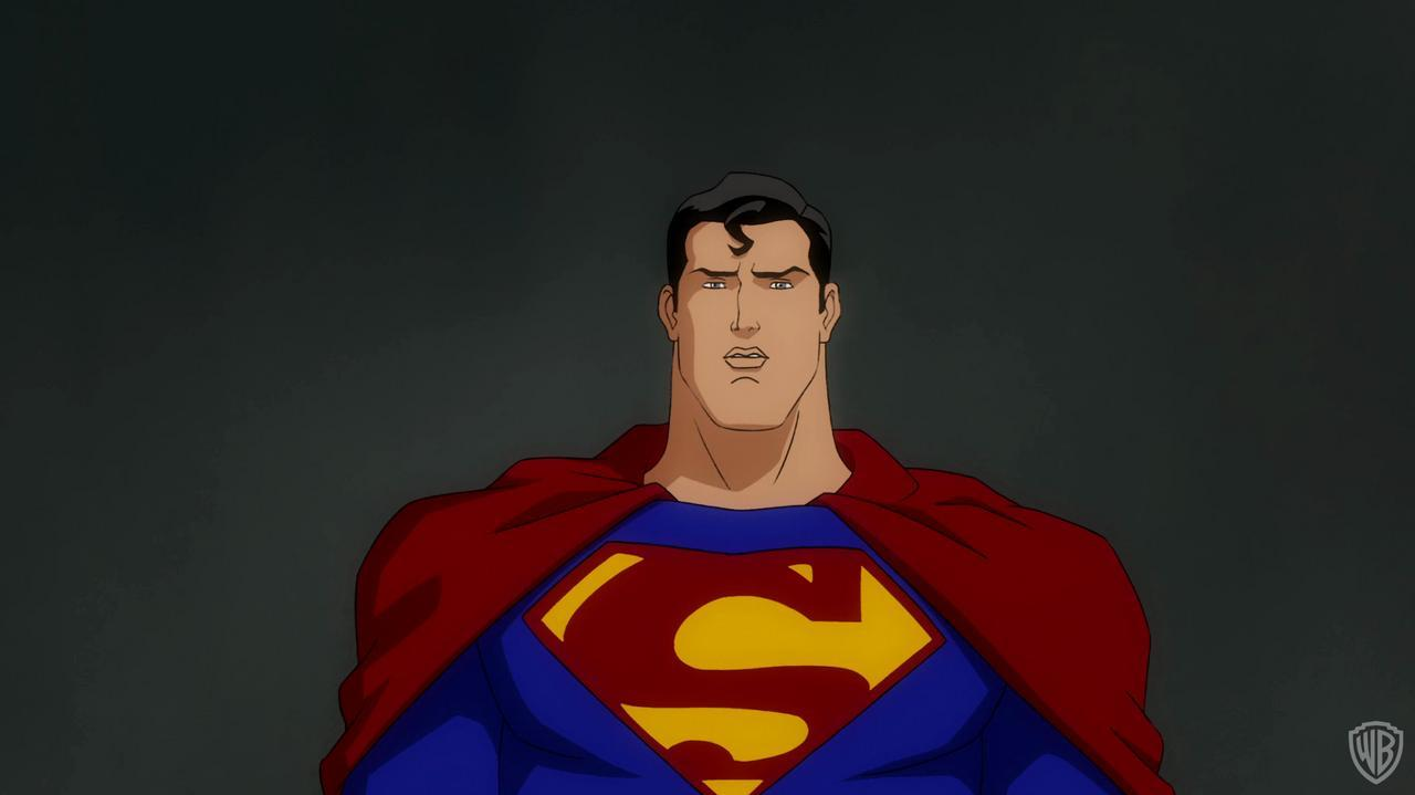 All-Star Superman Clip