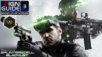Splinter Cell Blacklist Perfectionist Walkthrough Briggs Co-Op Mission 3 - Voron Station