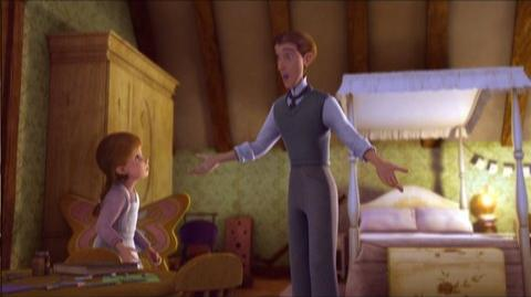 Tinker Bell and the Great Fairy Rescue (2010) - Clip Make Believe